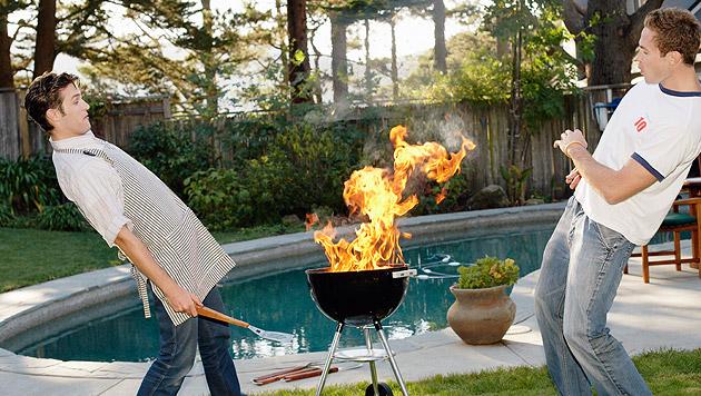 Männer leben im Sommer besonders gefährlich (Bild: thinkstockphotos.de)