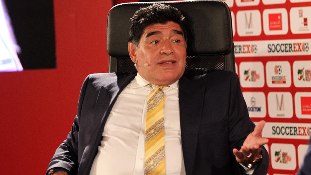 "Maradona bekommt Job bei ""sauberer"" FIFA (Bild: APA/EPA/JAMAL NASRALLAH)"
