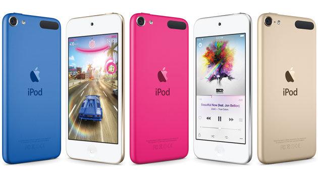 Apple gönnt dem iPod Touch eine Frischzellenkur (Bild: AP)