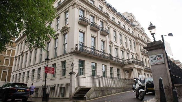 Englands teuerstes Haus kostet 400 Millionen Euro (Bild: AFP)