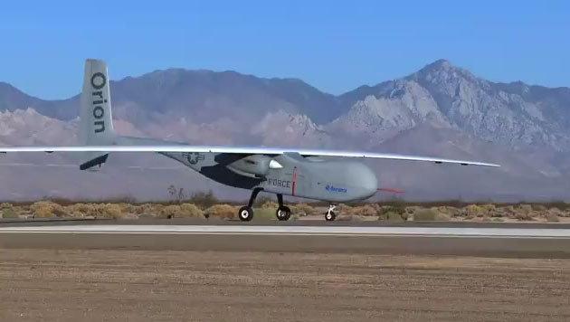US-Spionagedrohne blieb über drei Tage in der Luft (Bild: aurora.aero)