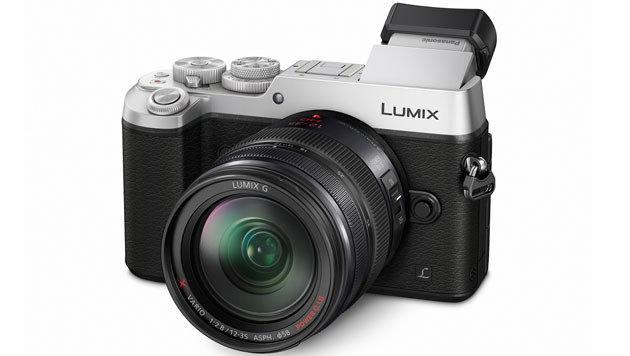 Lumix GX8: Neue Systemkamera von Panasonic (Bild: Panasonic)