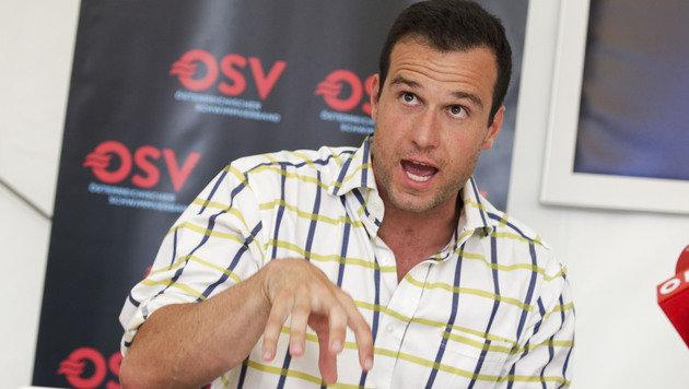Markus Rogan soll Österreichs Schwimmsport retten! (Bild: GEPA)