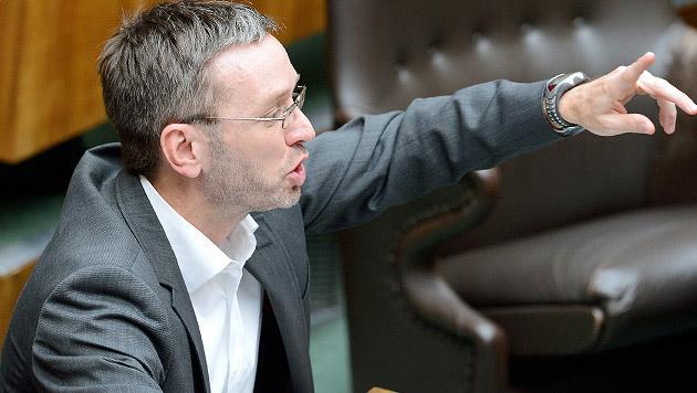Herbert Kickl, FPÖ (Bild: APA/Robert Jäger)