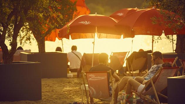 """""""Nicht verpassen: Die 5 coolsten Beach-Partys (Bild: Robert Pichler)"""""""
