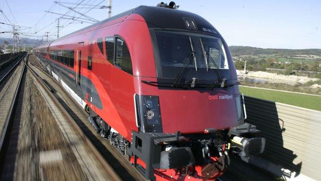 Bahn investiert 580 Millionen € (Bild: ÖBB)