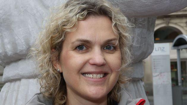 """Elisabeth Penz von den """"Vier Pfoten"""" (Bild: Chris Koller)"""