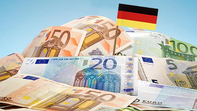 Fleißige Sparer: Deutsche werden immer vermögender (Bild: thinkstockphotos.de)