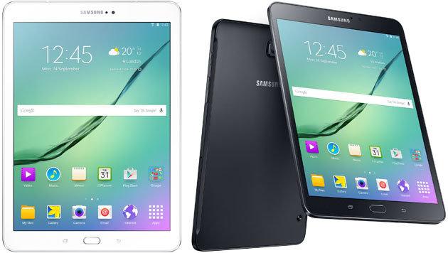 Samsung enthüllt zwei neue High-End-Tablets (Bild: Samsung)