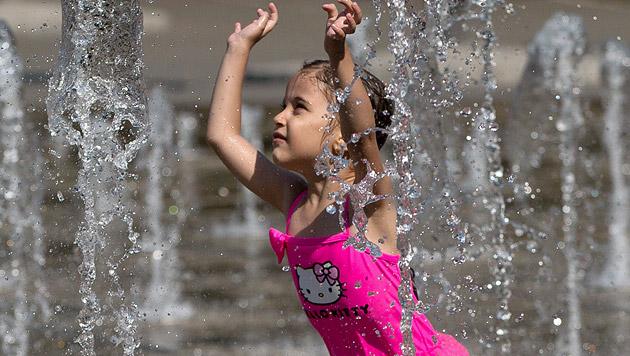 2015 heißestes Jahr seit Beginn der Aufzeichnungen (Bild: AP)