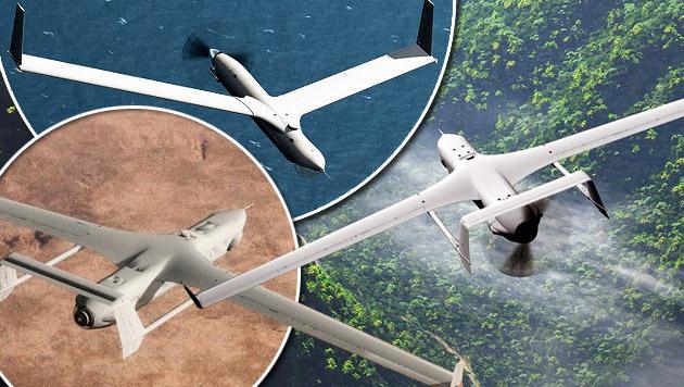 Boeing-Tochter plant Hacker-Drohne für Regierungen (Bild: Insitu)