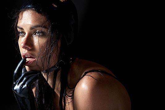 Adriana Lima (Steven Meisel, 2015) (Bild: Viennareport)