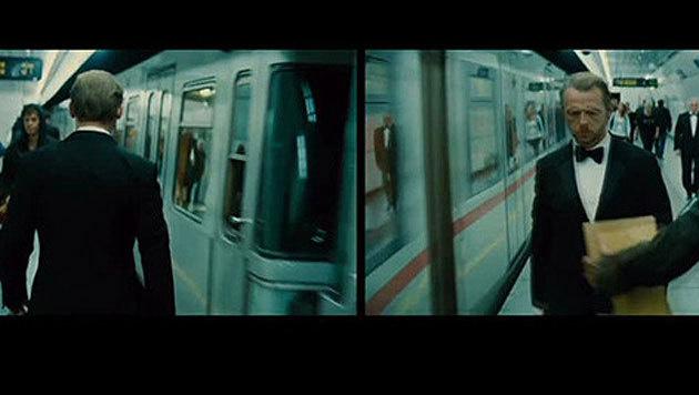 """Mission: Impossible"": Wien im Hollywood-Fieber (Bild: UPI)"