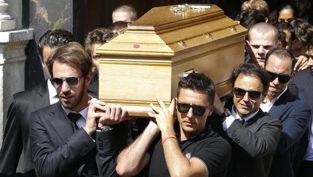 """Bianchi-Vater: """"Keine gute Woche für die Familie"""" (Bild: AP)"""