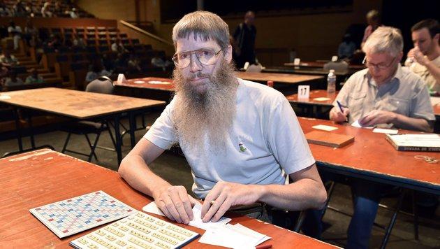 Scrabble-Meister trotz fehlender Sprachkenntnisse (Bild: AFP)