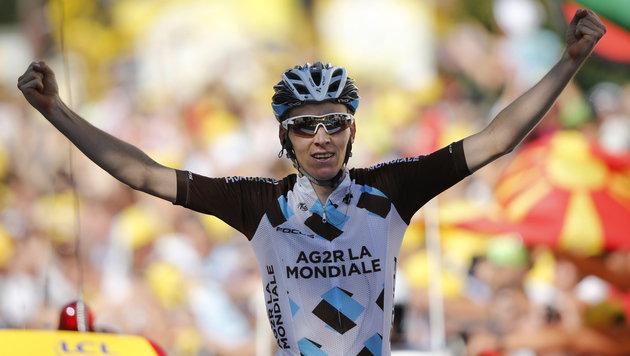 Romain Bardet (Bild: APA/EPA/KIM LUDBROOK)
