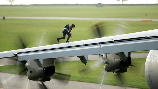 """""""Mission: Impossible"""": Wien im Hollywood-Fieber (Bild: Paramount Pictures)"""