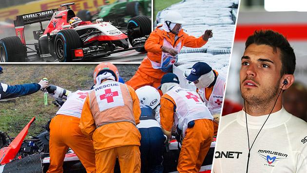 Bianchi-Todesdrama - Familie verklagt die Formel 1 (Bild: HIROSHI YAMAMURA, APA/EPA/DIEGO AZUBEL, GEPA)
