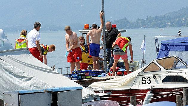 Schwächeanfall im See - 14-jähriger Schüler tot (Bild: Hermann Sobe)