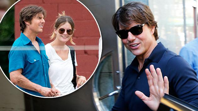 Tom Cruise ist angeblich verliebt in seine Assistentin. (Bild: splash news, Reinhard Holl)