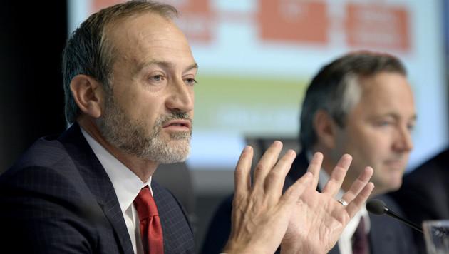 Alejandro Plater wird mit 1. August die Führung der Telekom Austria übernehmen. (Bild: APA/HANS KLAUS TECHT)
