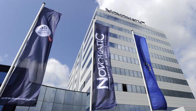 Novomatic kauft Anteile an Casinos Austria (Bild: APA/HELMUT FOHRINGER)