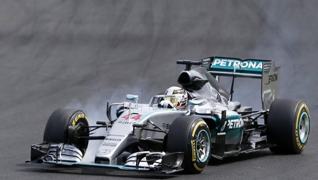 Vettel gewinnt verrückten Grand Prix von Ungarn (Bild: AP)