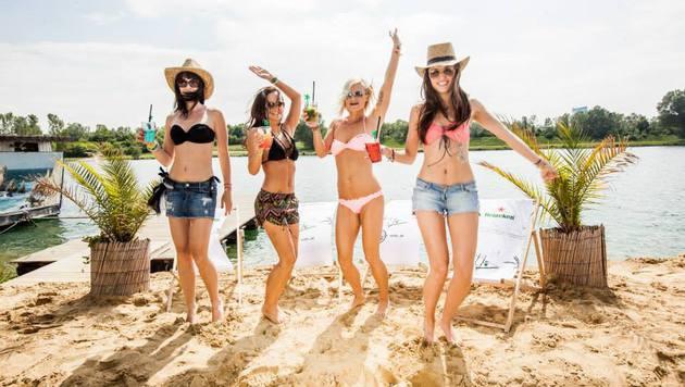 """""""Nicht verpassen: Die 5 coolsten Beach-Partys (Bild: facebook.com/vcbc)"""""""