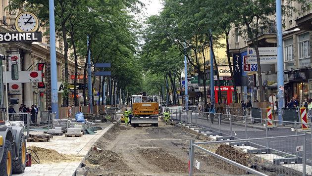 Bezirkschefs sehen noch einzelne Verkehrsprobleme (Bild: Reinhard Holl)