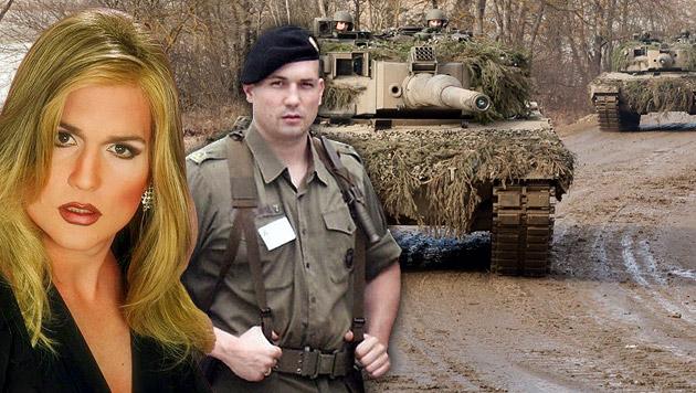 Nazi- und Mobbing-Affäre im Heeresministerium (Bild: Bundesheer, privat)