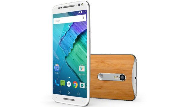 Motorola kündigt drei neue Android-Smartphones an (Bild: Motorola)
