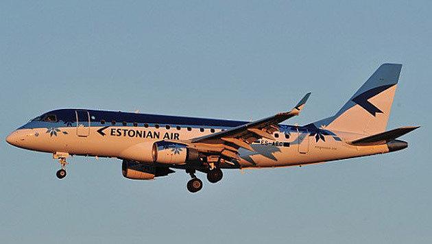 AUA mietet jetzt Flieger aus dem Baltikum an (Bild: Patrick Huber)