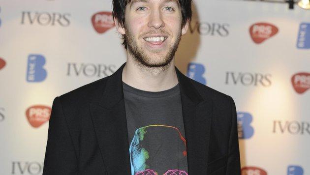Calvin Harris im Jahr 2009 (Bild: Viennareport)