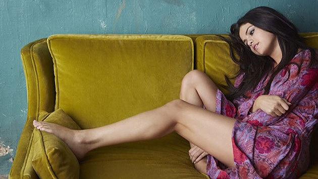 Es sind die Füße von Selina Gomez, die als reizvoll empfunden werden. (Bild: Instagram)