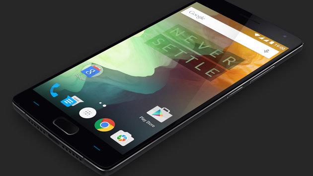 OnePlus 2: High-End-Preisbrecher aus China kommt (Bild: OnePlus)