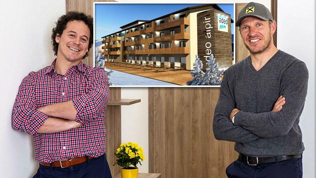 Skistars Maier & Schönfelder investieren in Hotels (Bild: ITS Billa Reisen)