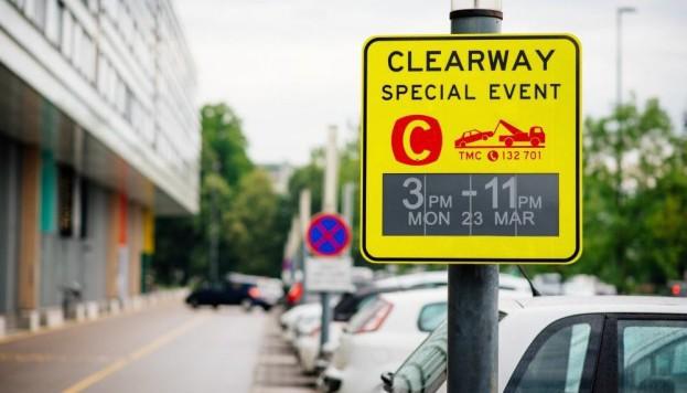 Sydney stellt weltweit erste E-Ink-Schilder auf (Bild: visionect.com)