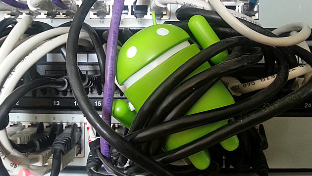 Virus verwanzt Smartphones - aber nicht bei Russen (Bild: flickr.com/Daniel Sancho)