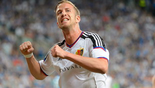 Basel gewinnt dank Janko bei Lech Posen (Bild: APA/EPA/Jakub Kaczmarczyk)