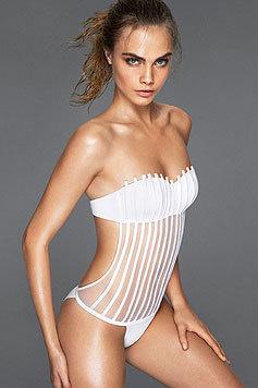 Cara Delevingne war 2013 das meistgebuchte Model der Welt. (Bild: Viennareport)