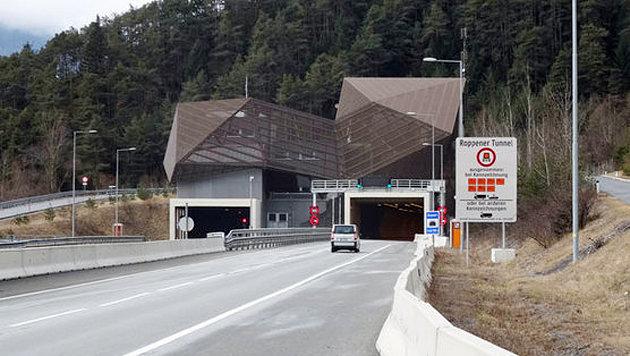 """Europäischer Tunneltest: """"Sehr gut"""" für Österreich (Bild: ÖAMTC)"""