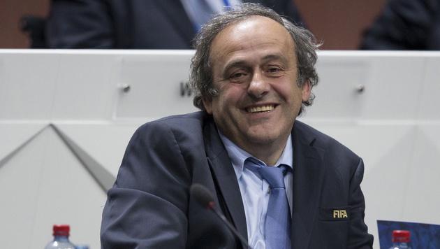 Michel Platini (Bild: APA/EPA/PATRICK B. KRAEMER)