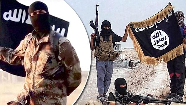 So professionalisiert der IS seine Propaganda (Bild: twitter.com, raqqa-sl.com)