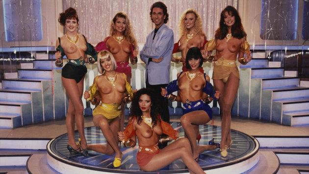 """""""Tutti Frutti"""", die wohl legendärste TV-Show im deutschsprachigen Privat-TV (Bild: RTL)"""