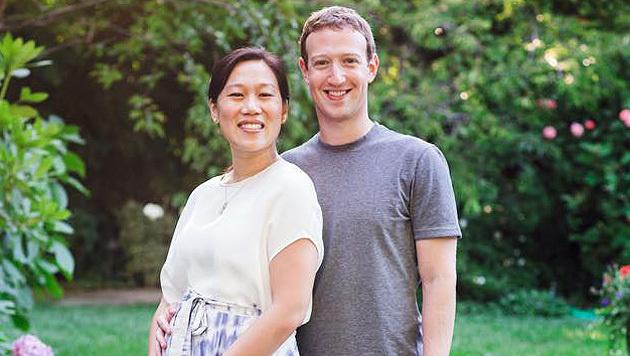 Facebook-Gründer Mark Zuckerberg wird Vater (Bild: Facebook.com/zuck)