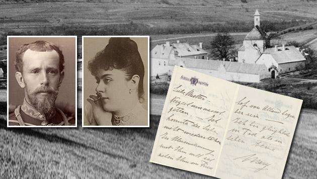 Geheime Briefe von Mary Vetsera gefunden (Bild: ONB)