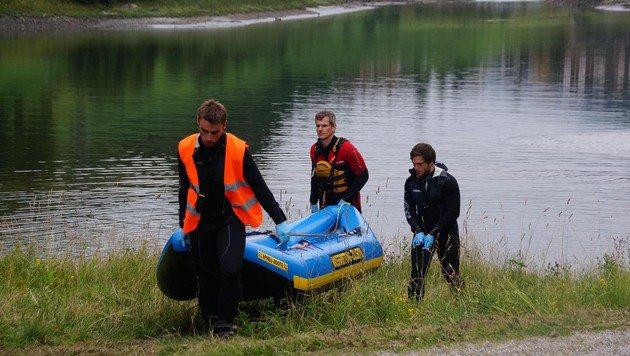 Die Rettungskräfte konnten den Belgier nur noch tot bergen. (Bild: ZOOM-TIROL)
