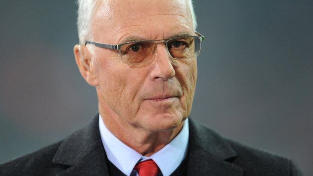 Jetzt ermittelt die FIFA auch gegen Beckenbauer (Bild: APA/dpa/Andreas Gebert)