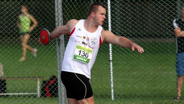 Lukas Weißhaidinger knackt WM- und Olympia-Limit (Bild: GEPA)