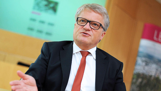 24.000-€-Geschenk: Linzer Stadtchef in Bedrängnis! (Bild: Markus Wenzel)